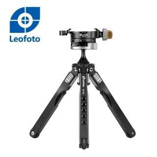 【Leofoto 徠圖】MT-03+MBC-20鋁合金蜘蛛桌面三腳架(含迷你多功全景雲台)