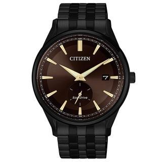 【CITIZEN 星辰】沉著質感光動能時尚腕錶(BV1115-82X)