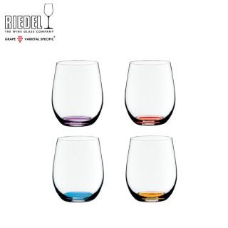 【Riedel】Happy O(彩色杯 II4入)