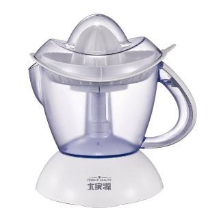 【大家源】0.8L電動鮮橙榨汁機(TCY-679101)
