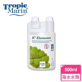 【Tropic Marin】K+陽離子微量元素-500ml(適合軟體、皮革類珊瑚、硬骨LPS、SPS和大型蛤、甲殼類動物)