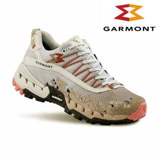 【GARMONT】女GTX低筒越野疾行健走鞋9.81 N.AIR.G. Surround WMS/米白色(GoreTex、米其林大底)