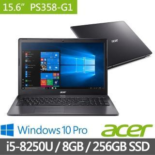 【Acer 宏碁】Altos PS358-G1-581N-003 15.6吋高階商務筆電(i5-8250U/8G/256G SSD/W10Pro)