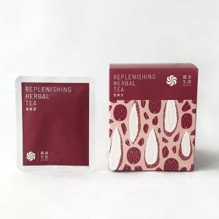 【風車生活】促進新陳代謝-滋補養生茶1盒(每盒15包;每包13公克)