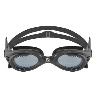 【Barracuda 巴洛酷達】SHARK #13020 兒童防霧泳鏡 黑色(兒童專用)