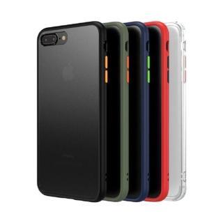 【QIND 勤大】Apple iPhone Xs Max 雙料膚感保護殼