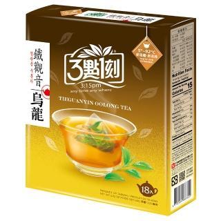 【3點1刻】鐵觀音烏龍茶 18入/盒