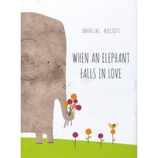When an Elephant Falls in