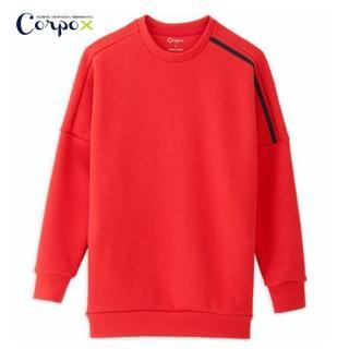 【Corpo X】厚磅大學T(紅)