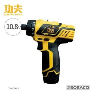 【大船回港】功夫10.8V充電起子機 CD08-2108S(電動起子/螺絲/工具機/電鑽/衝擊鑽)