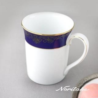 【NORITAKE】藍色樂章馬克杯
