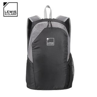 【LEWIS N CLARK】口袋型超輕量後背包1764 / 城市綠洲(雙肩包、休閒旅遊包、美國品牌)