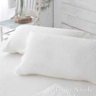 【Tonia Nicole 東妮寢飾】加購- 防水透氣枕頭平面保潔墊(2入)
