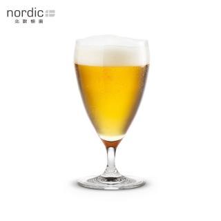 【北歐櫥窗】Holmegaard 黃金協奏曲12號-啤酒杯(44cl、1入)