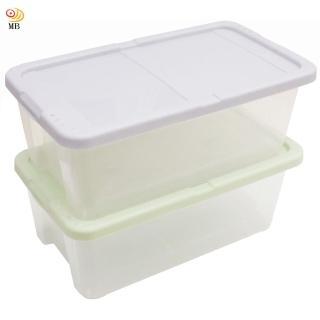 【月陽】多用途半透明鞋盒收納盒整理盒 1入(PP81)