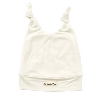 【Edenswear 伊登詩】氧化鋅纖維抗菌嬰兒帽(德國進口原料從原紗到車縫台灣製造)