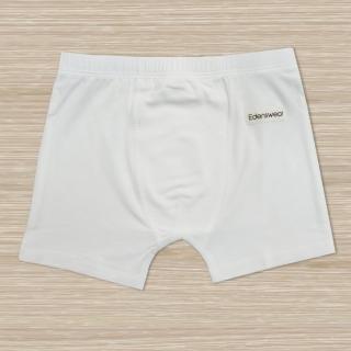 【Edenswear 伊登詩】鋅纖維男童天絲棉平口內褲2入組(德國進口原料從原紗到車縫台灣製造)