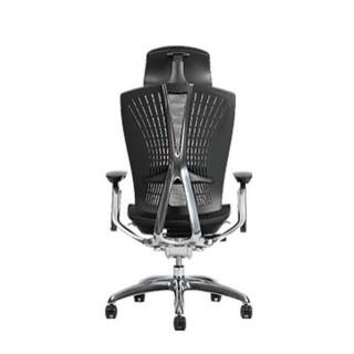 【BN-Home】BACKBONE -台灣製頂級時尚whale旗艦椅-高彈性網布(旗艦椅/辦公椅/椅子/OA椅子)
