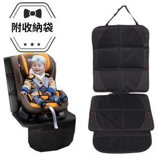 【A+HOUSE】汽車座椅保護墊 加大加厚款(嬰幼兒安全座椅保護墊)