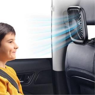 【LOTUS】汽車後座風扇