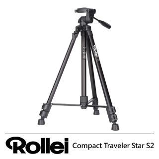【Rollei】Compact Traveler Star S2 輕便型三腳架