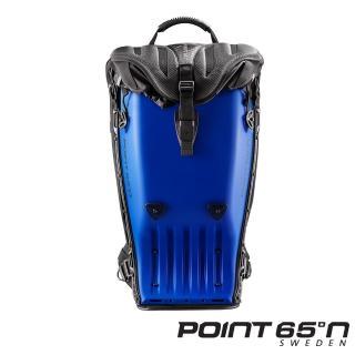 【POINT 65°N】Boblbee GTX 25L 馳聘無界旗鑑硬殼包 - 頂級背墊(寶藍)