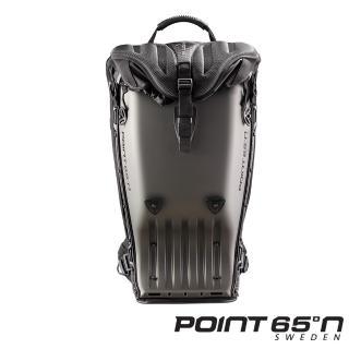 【POINT 65°N】Boblbee GTX 25L 馳聘無界旗鑑硬殼包 - 頂級背墊(霧面灰)