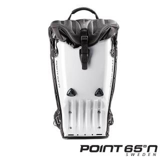 【POINT 65°N】Boblbee GTX 25L 馳聘無界旗鑑硬殼包 - 頂級背墊(亮面白)