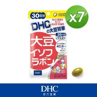 【DHC】大豆精華 30日份(60粒/包)*7包組