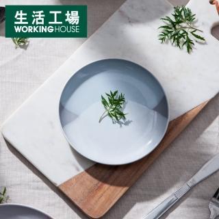 【生活工場】永恆恬靜餐盤22CM