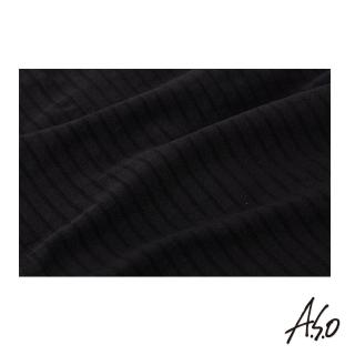 【A.S.O 阿瘦集團】負離子 男士三角內褲(黑色)