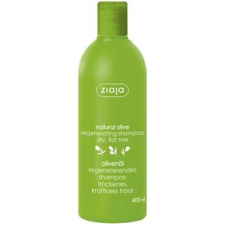 【ziaja 齊葉雅】天然橄欖潔淨洗髮精400ml