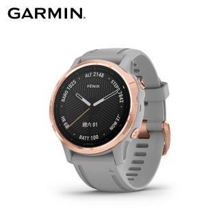 【GARMIN】Fenix 6s 進階複合式運動GPS腕錶