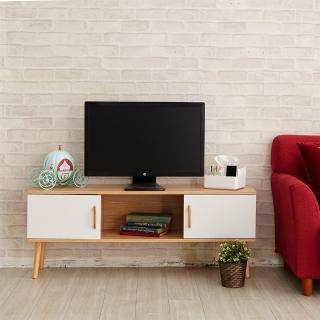 【ikloo 宜酷屋】北歐極簡風格電視櫃