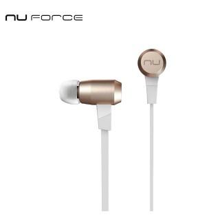 【美國NuForce】BE6i藍牙無線防水入耳式耳機-金色(拆封新品)