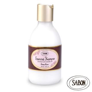 【SABON】以色列綠玫瑰經典洗髮乳300ml