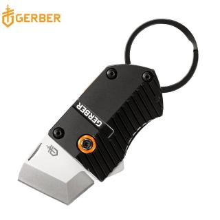 【Gerber】迷你切削兩用鑰匙圈口袋折刀 31-003792