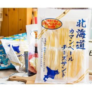 【本格派】北海道鱈魚起司條130g(來自日本香醇滋味)