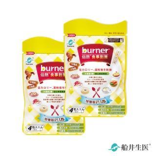 【burner 船井倍熱】食事對策PLUS體驗組(快速)