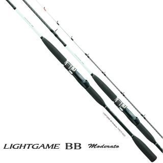 【SHIMANO】LIGHTGAME BB Moderato TYPE82 HH190 船竿(泛用船竿)