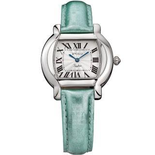 【POLO】爵士饗宴石英腕錶(多款選擇-38mm)