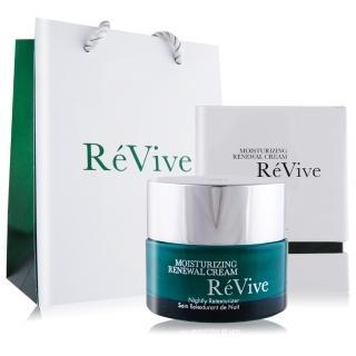 【ReVive】光采再生活膚霜50ml(加送品牌提袋)