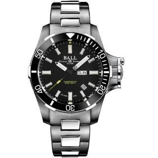 【BALL 波爾】工程師碳氫系列Submarine Warfare機械錶(DM2236A-SCJ-BK)
