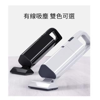 【ANTIAN】汽車無線吸塵器 乾濕兩用 120W大功率 車用手持式吸塵器(USB充電 強力高效 家車兩用)