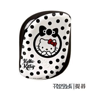 【TANGLE TEEZER提碁】利物浦攜帶梳(黑色Kitty)
