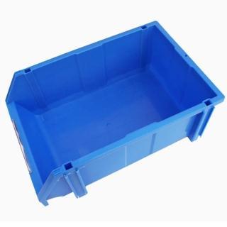 SWX5 4入裝 五金工具盒 工具盒 零件整理盒 工具箱 零件盒 分類盒 置物整理盒(螺絲盒 收納盒 耐衝擊)