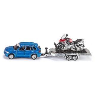 【SIKU】BMW車與重機(小汽車)