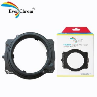 【EverChrom 彩宣】O-100方形濾鏡磁吸支架適用Olympus廣角鏡頭─內附磁鐵框 市價1050元