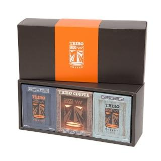 【TRIBO COFFEE】精品濾掛式咖啡禮盒 5入盒裝(11g x 15包)
