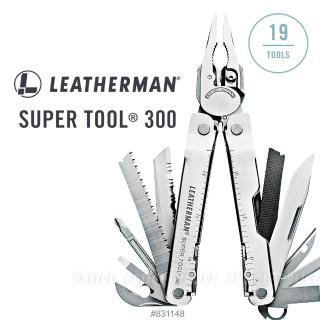 【Leatherman】SUPER TOOL300工具鉗#831148